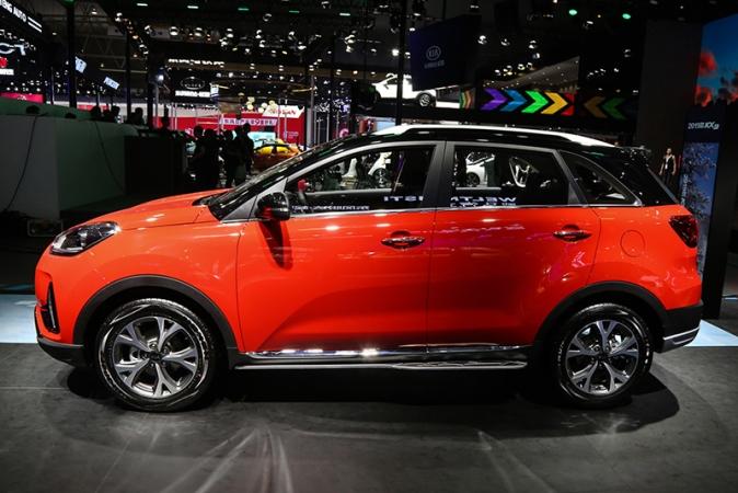 Kia на базе Hyundai Creta