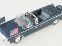 На продажу выставили копию лимузина Кеннеди
