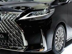 До 31 июля автомобили Lexus в России можно купить со скидкой