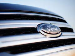 Ford показал компактный электрокроссовер