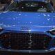 На автосалоне в Нью-Йорке показали обновленный Audi R8 2020