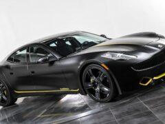 Karma представила гибридный Revero GT с мотором BMW