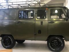 «Буханка-Трофи» от УАЗ: цена, комплектация и старт предзаказов