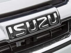 Рамные внедорожники Isuzu MU-X могут появиться на российском рынке