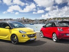 Давай, до свидания: Opel снял с производства Adam, Karl и Mokka X