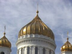 В Воронеж прибудет ковчег с мощами блаженной Матроны