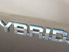 Гибридный Range Rover Sport попал в «Книгу рекордов России»