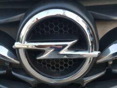 Новый Opel Insignia получит решётку радиатора в стиле Corsa