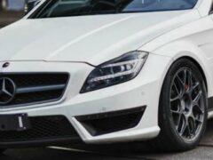 Опубликованы рендеры обновленного Mercedes-AMG GLS 63