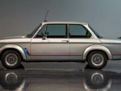Спорткар BMW 2002 Turbo выставят на аукцион за $140 000