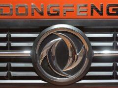Dongfeng вывел на рынок новый кроссовер AX5