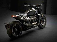 Лимитированную партию мотоциклов Triumph раскупили за считанные часы