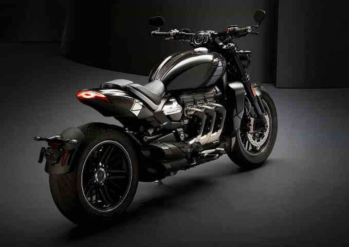 Triumph Rocket 3 TFC, мотоцикл, байк