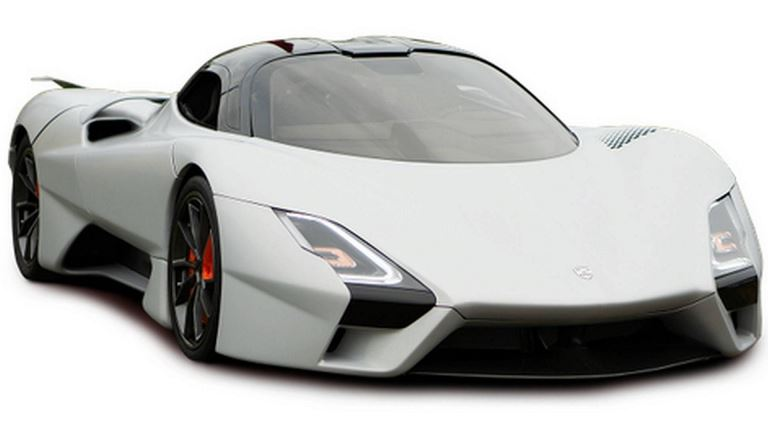 авто, Tuatara SSC North America