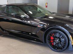 «Чёрный скат»: Chevrolet Corvette с 1000-сильным двигателем