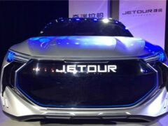 Chery Jetour X95 выйдет на рынок 28 ноября
