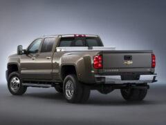 General Motors объявил цены на пикап Chevy Silverado HD