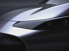 Суперкар Drako GTE получит 1200-сильный электрический двигатель