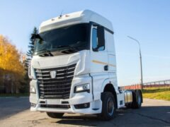 Конкурс КамАЗа на имя нового грузовика не выиграл никто