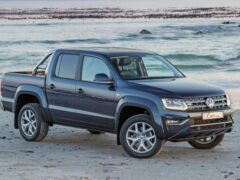 Volkswagen готовит Amarok нового поколения совместно с Ford