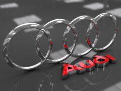 Audi проводит тесты нового метода окрашивания кузова