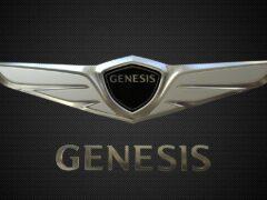 Genesis тестирует кроссовер GV80 в Европе