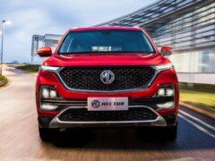 MG Hector Plus — премиум-аналог Chevrolet Captiva — выйдет на рынок летом