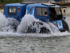 Volgabus построил беспилотный вездеход