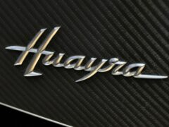 Pagani готовится к премьере экстремального Huayra BC Roadster