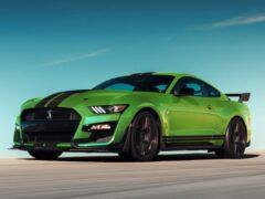 Mustang GT обзаведется новой цветовой палитрой