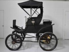 Первый в мире электромобиль выставили на аукцион в США