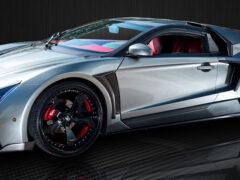 Российская компания показала 800-сильный суперкар для США