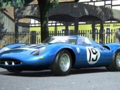 Легендарный гоночный Jaguar XJ13 превратили в дорожный спорткар