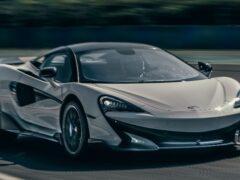 McLaren завершил производство купе 600LT