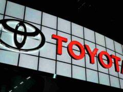 Toyota не планирует производить электромобили в России