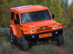 Начались продажи нового внедорожника «Сталкер» на базе LADA 4×4