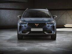 Новый Cupra Formentor появится в продаже в 2020 году
