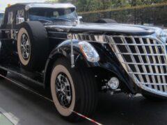 ТОП-5 самых причудливых автомобилей арабского шейха