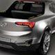 В Сети показали Kia XCeed в кузове «пикап»