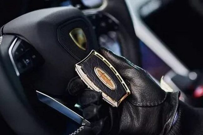 брелок, ключ Phantom