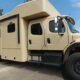 Военный дом на колесах появился в продаже