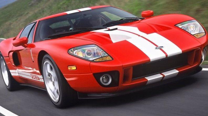 Ford GT, 2006 г.в.