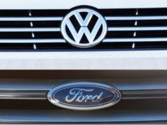 Ford и Volkswagen заключили договоры о развитии альянса