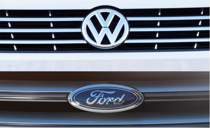 Форд и VW объявили орасширении сотрудничества