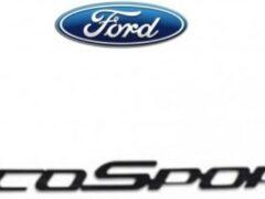 Новый Ford EcoSport выпустят с помощью китайцев