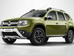 Renault Duster оснастили двутопливной установкой TCe 100 Eco-G
