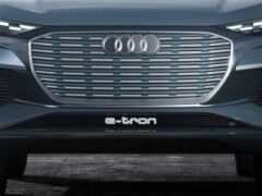 Audi Q4 E-Tron предложит 25 вариантов настройки оптики