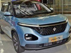 Будущий кроссвэн Chevrolet готов покорять авторынок