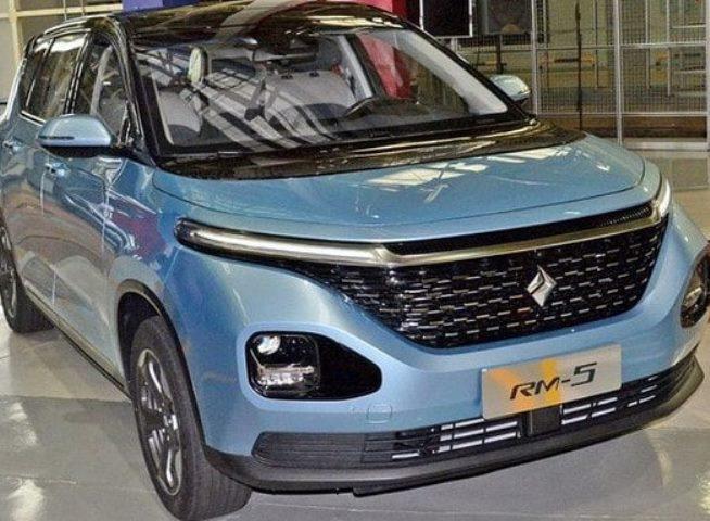 Chevrolet Baojun RM5