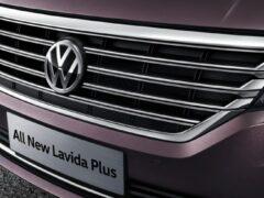 Lavida Plus: электрический аналог Volkswagen Jetta